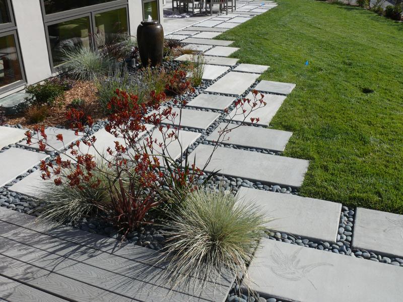 Landscape service monterey ca landscape contractor for Creative landscapes